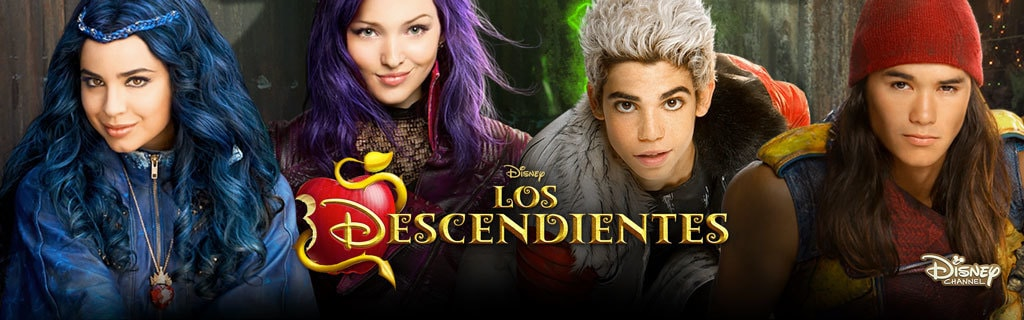 ES Descendants Homepage Hero