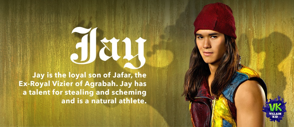 Descendants - Movie Homepage - Character Slider - Jay