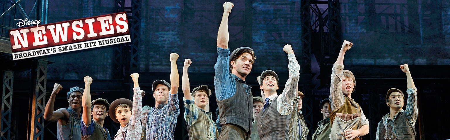 Disney on Broadway - Newsies - Hero