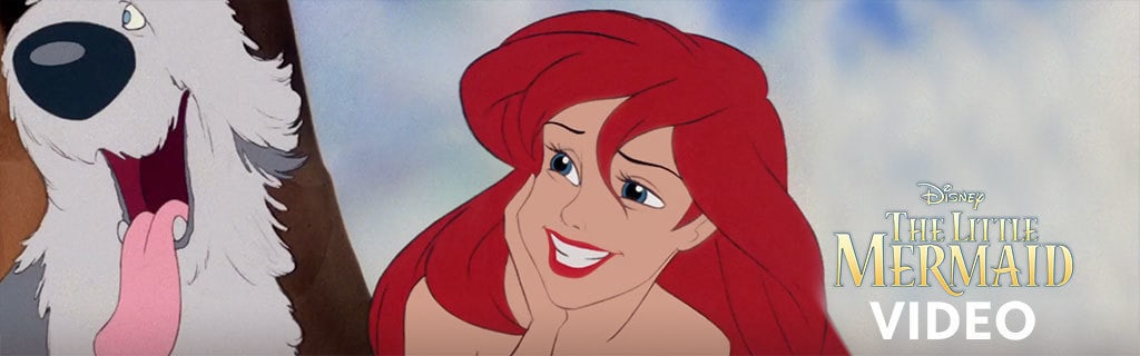The Little Mermaid - Video Hero