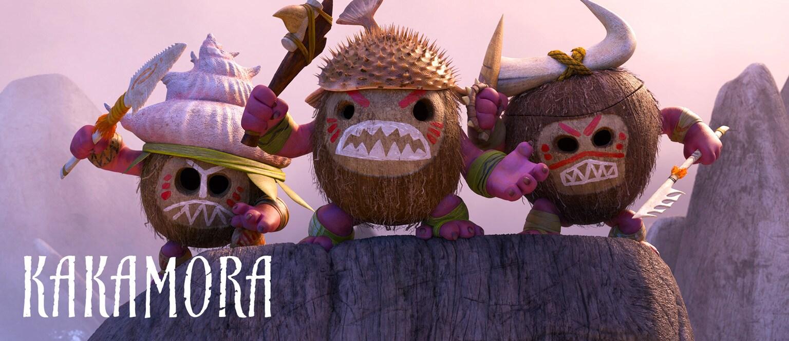 Moana - Character Hero - Kakamora