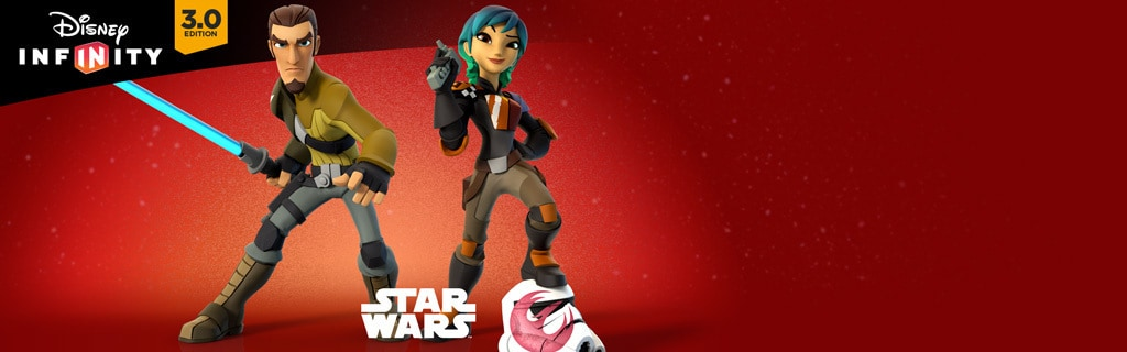 Disney Infinity - Rebels Announce - Hero