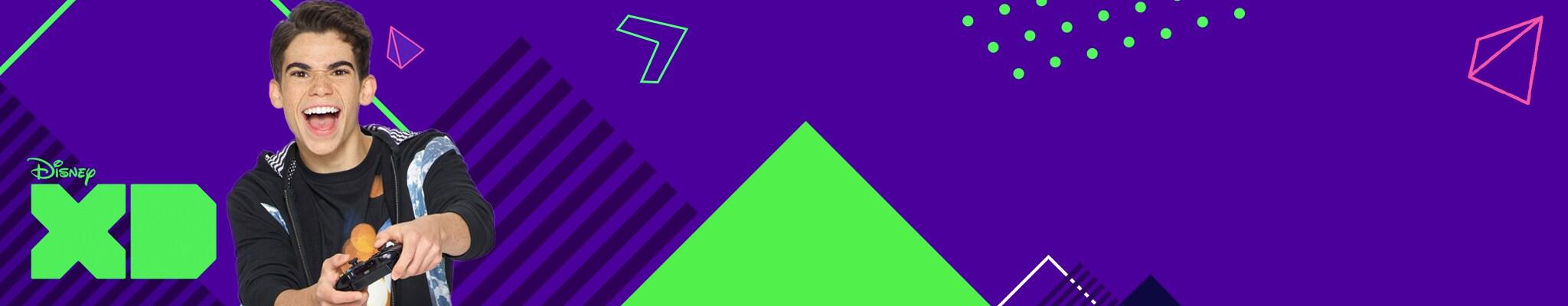 NL DXD - Crosslink Hero banner - Gamers Handleiding Showpage