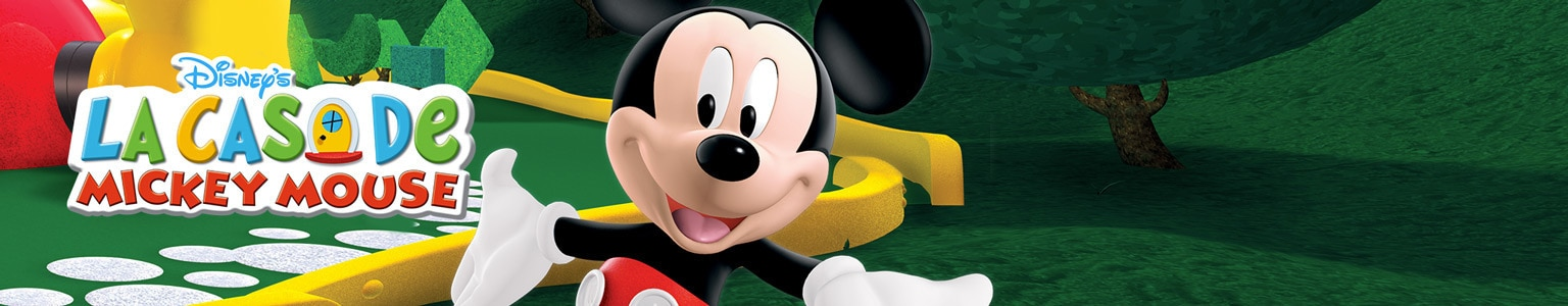 ES - Mickey and friends - Mickey Mouse Clubhouse Promo