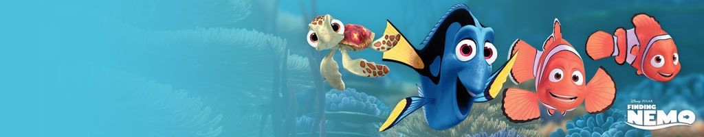 Finding Nemo - Site Link (Hero Short)
