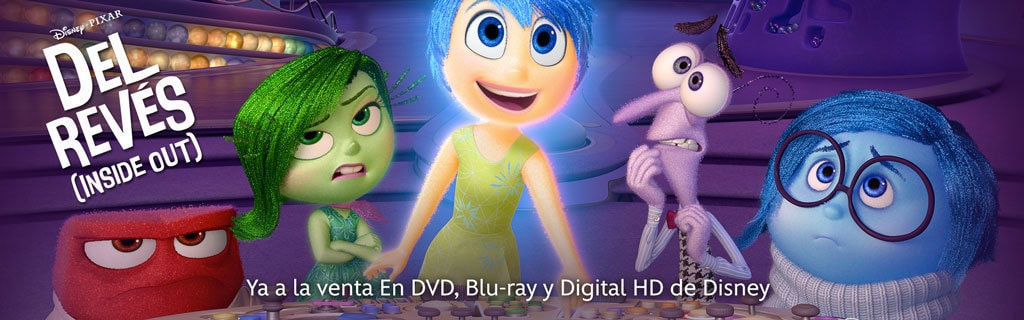 ES- inside out - Hero DVD