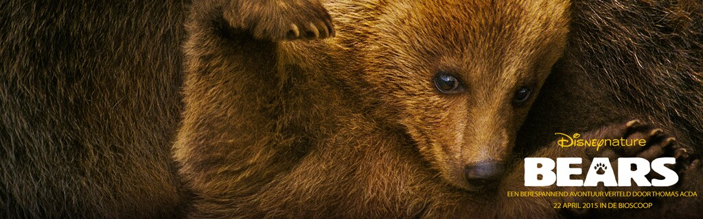 Bears - Disneynature homepage release