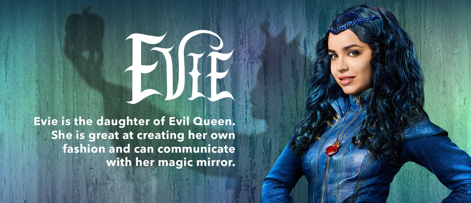 Descendants Character Slider Evie - ID