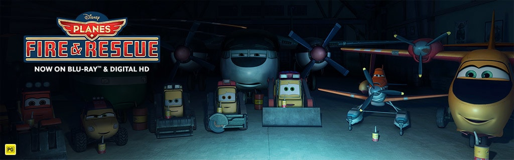 Planes: Fire Rescue Characters Hero