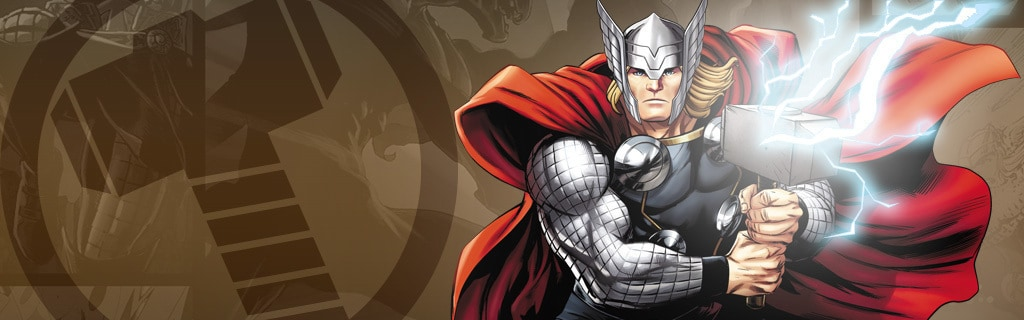 Thor Character Page Hero NEW