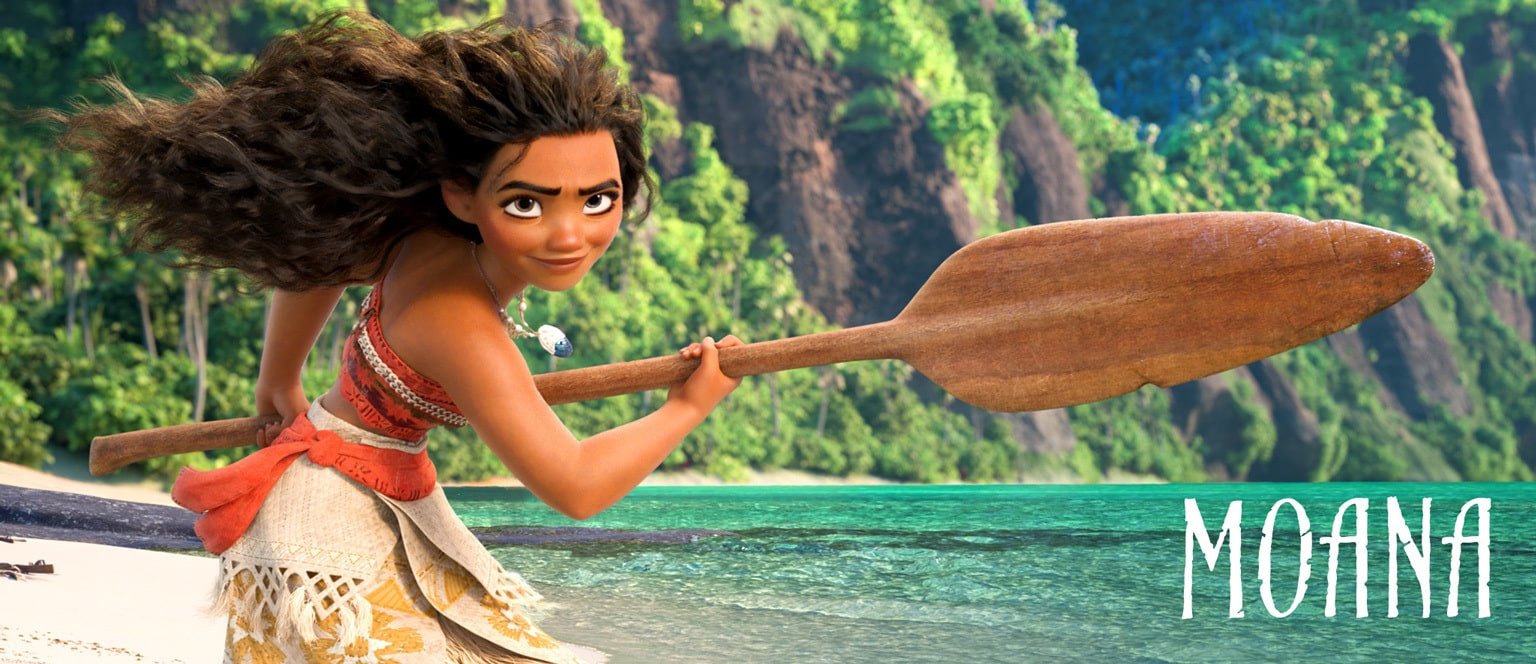 Moana - Character Hero - Moana - TH