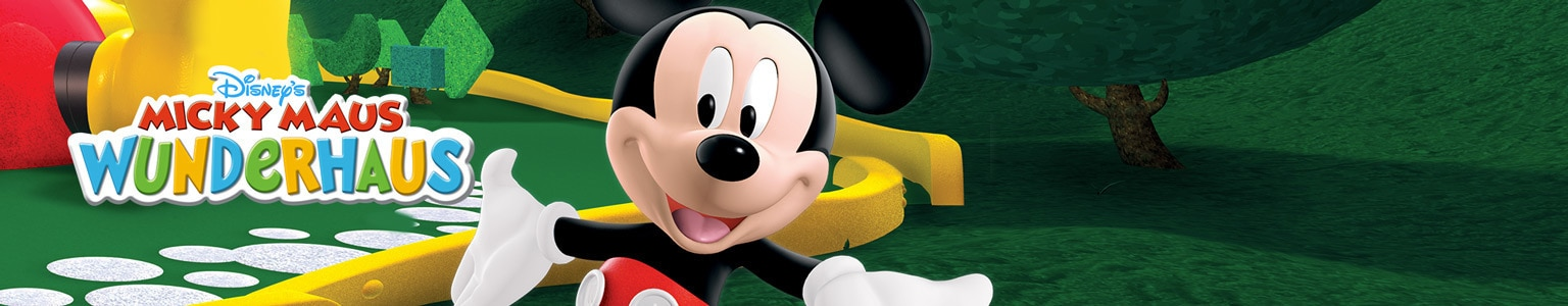 NEW DE - Mickey and friends - Mickey Mouse Clubhouse Promo