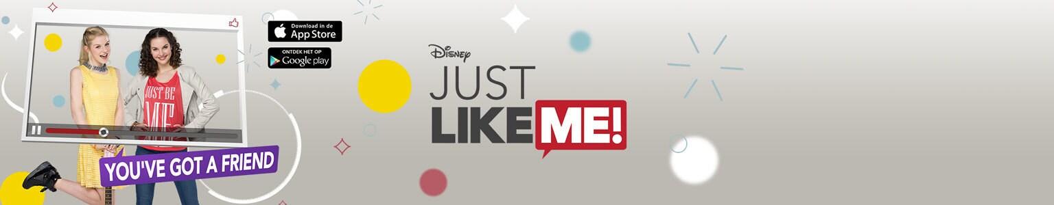Disney Channel - Just Like Me - Single Release