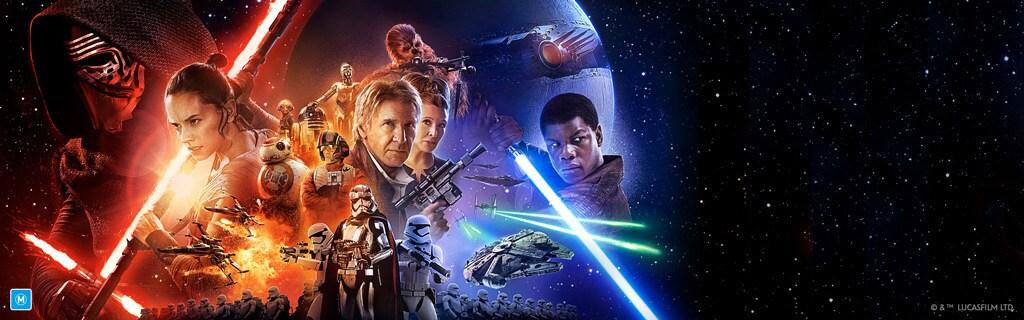 Star Wars - The Force Awakens HE Homepage - Hero AU