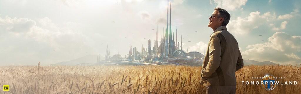Tomorrowland - Imagine - Movies - Hero AU