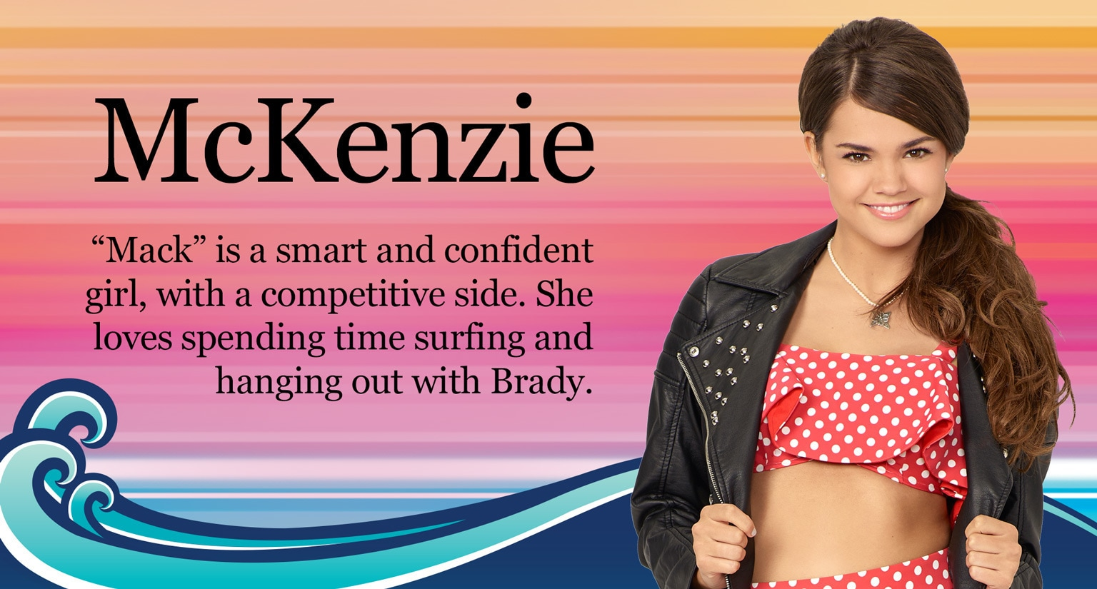 Teen Beach 2 - Show Home - McKenzie Character Hero