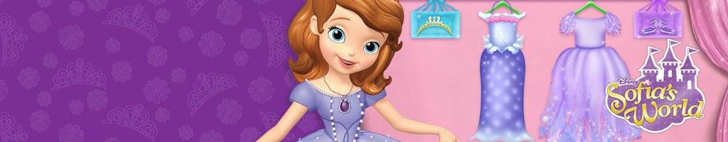 UK - Disney Junior Sofia's World (Short Hero)