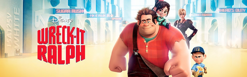 Wreck It Ralph - Homepage