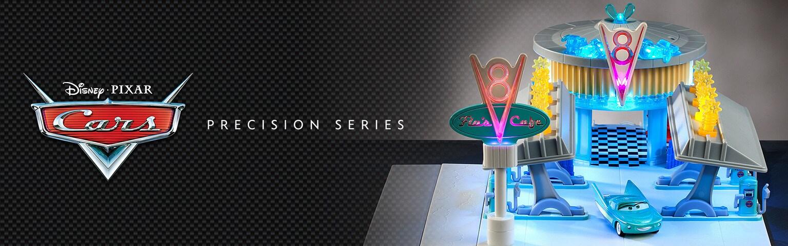 Cars Precision Series - Flo's