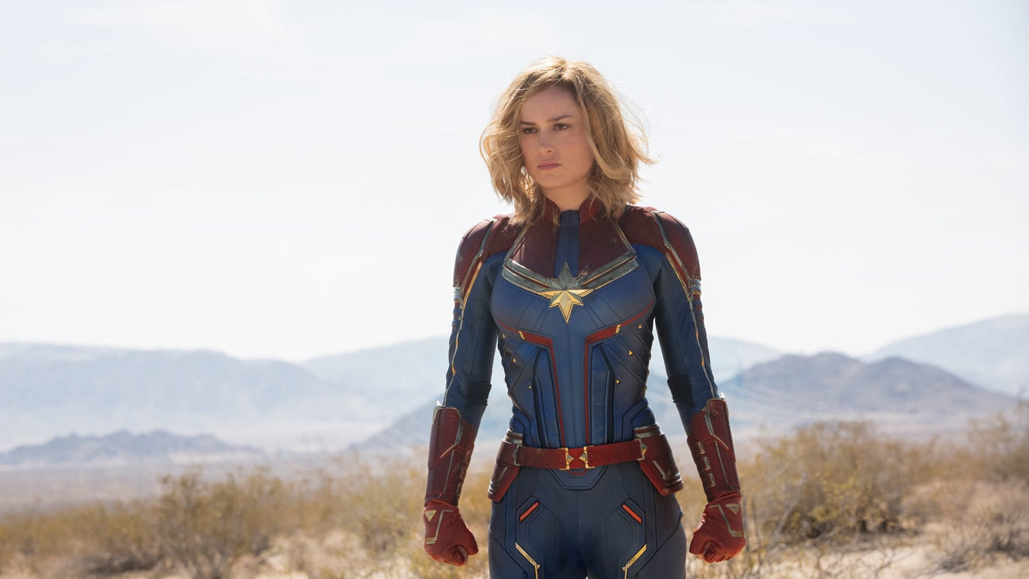 Captain Marvel - Gallery