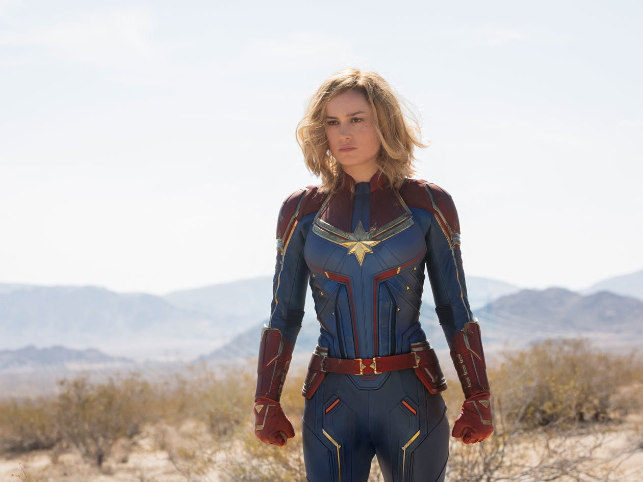 Marvel Studios' Captain Marvel Gallery
