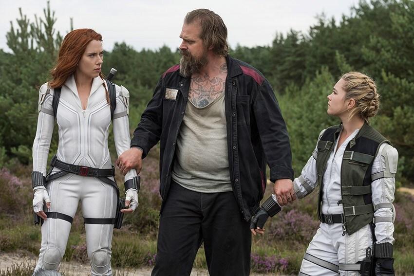 Natasha, Alexei y Yelena