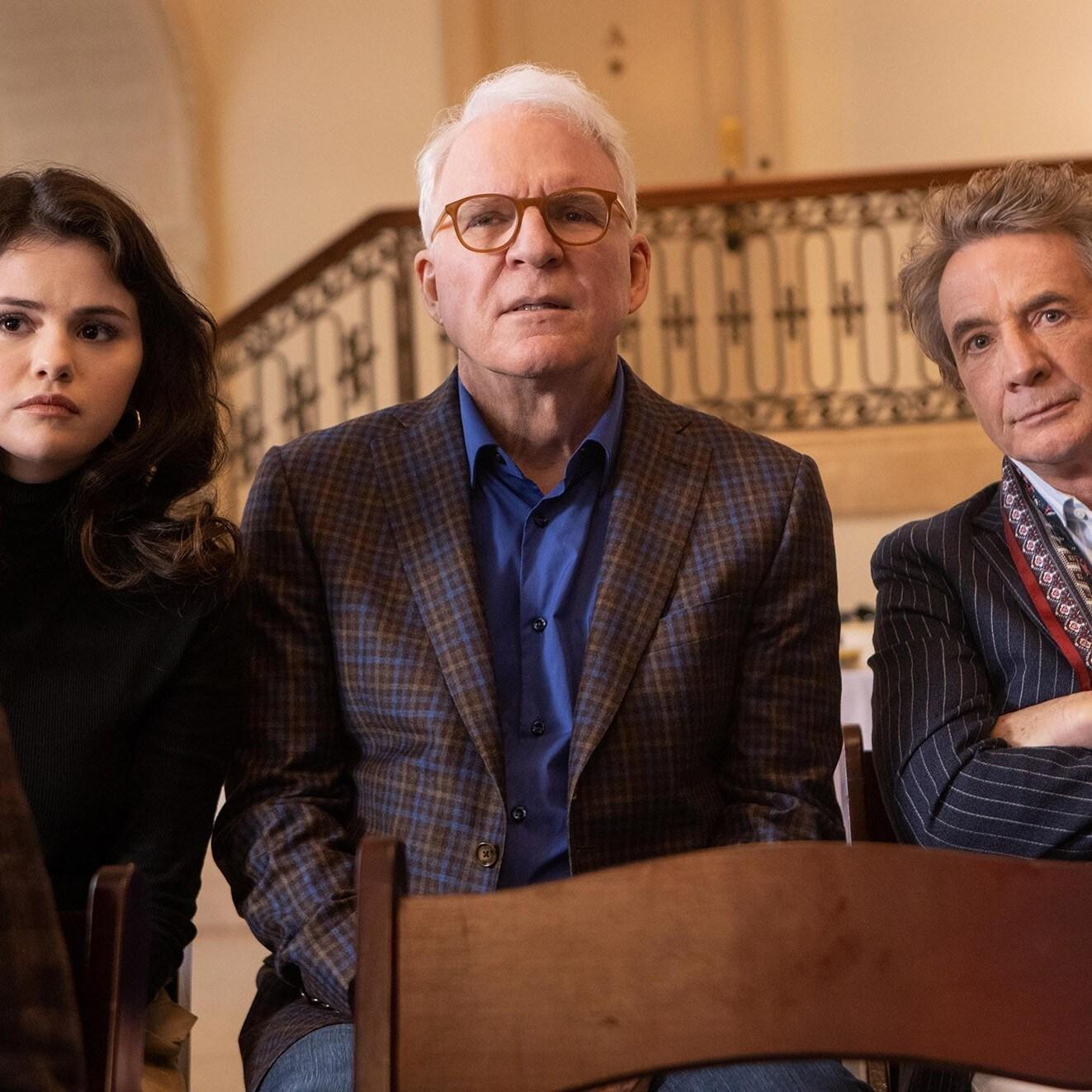 Star+ confirma a segunda temporada de Only Murders in the Building