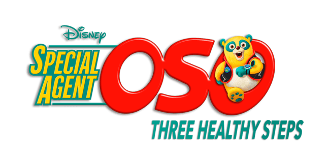 Special Agent Oso: 3 Healthy Steps Shorts