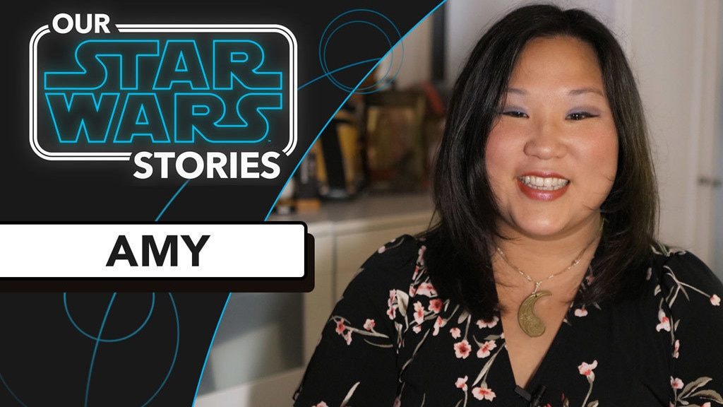 Amy Chrzanowski and Seeing Oneself in Star Wars | Our Star Wars Stories