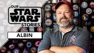 Albin Johnson and the Power of Fandom - Our Star Wars Stories