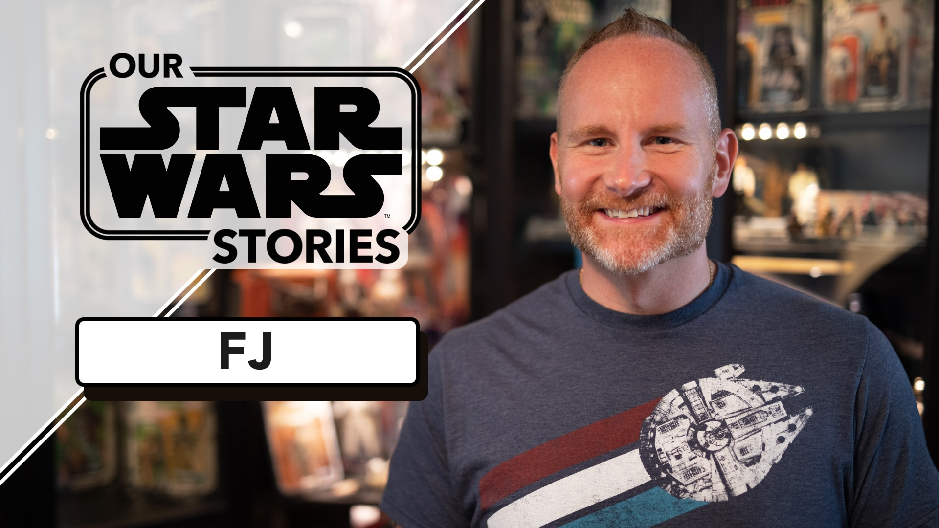 How Star Wars Showed FJ That It's OK to Be Yourself - Our Star Wars Stories