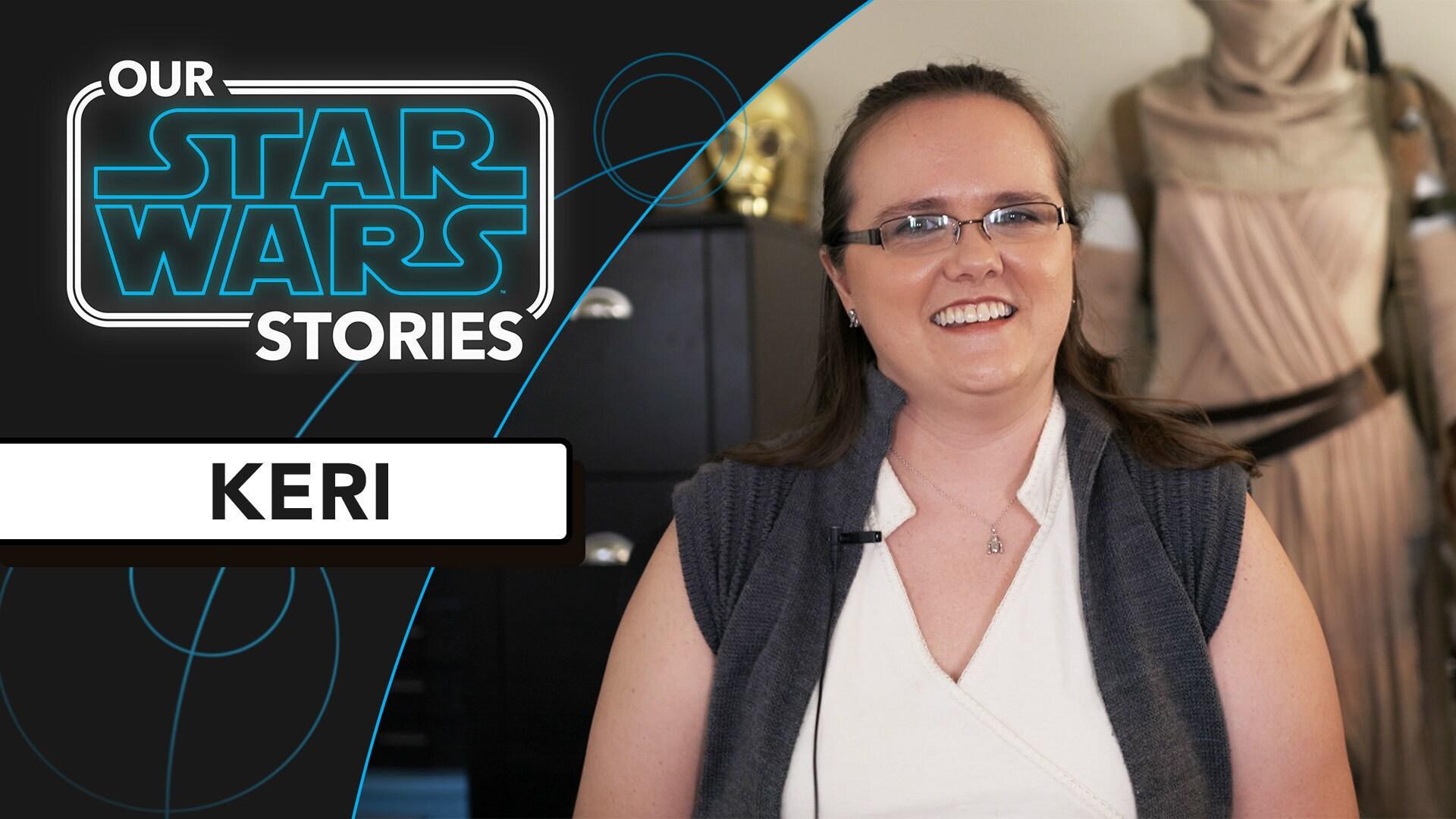 Keri Bean: From A Galaxy Far, Far Away to Mars | Our Star Wars Stories