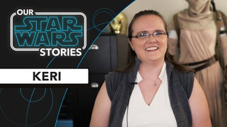 Keri Bean: From A Galaxy Far, Far Away to Mars | Our Star Wars Stories