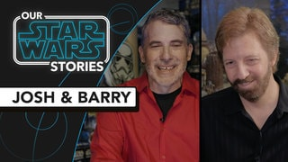 How Josh and Barry Made a Life-Changing Star Wars Connection | Our Star Wars Stories