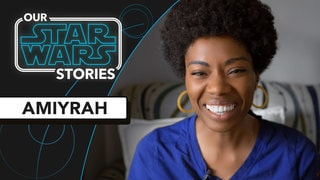 Amiyrah Martin's Fantastic Star Wars Family | Our Star Wars Stories