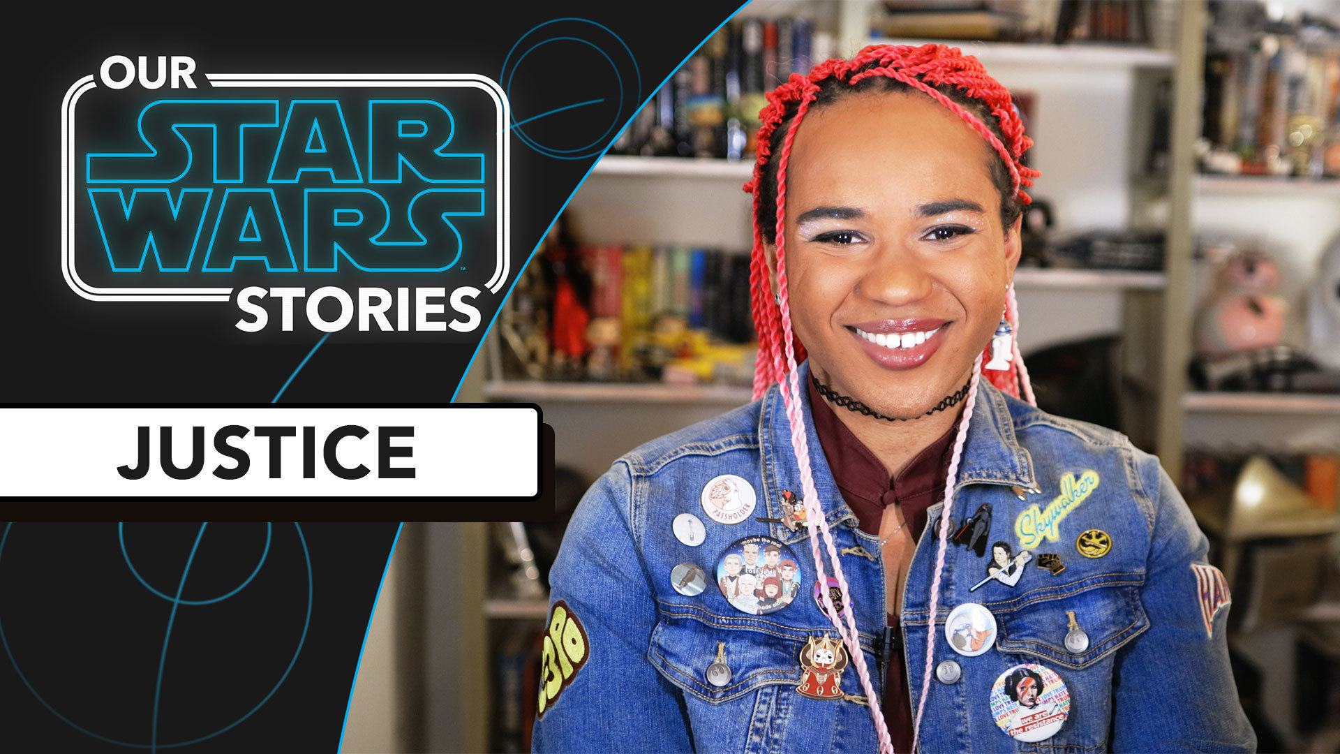 The Many Ways That Star Wars Inspired Justice Schiappa | Our Star Wars Stories