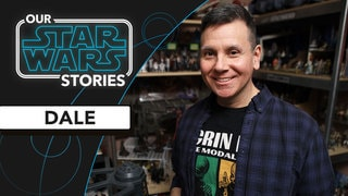 Dale Hopkins and Finding Strength in Star Wars | Our Star Wars Stories