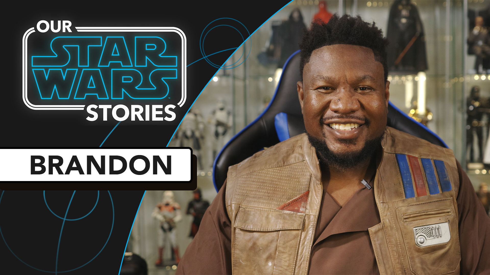 How Brandon Jackson Discovered Hope and New Talents Through Star Wars | Our Star Wars Stories