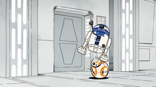 Out of Reach   Star Wars Blips