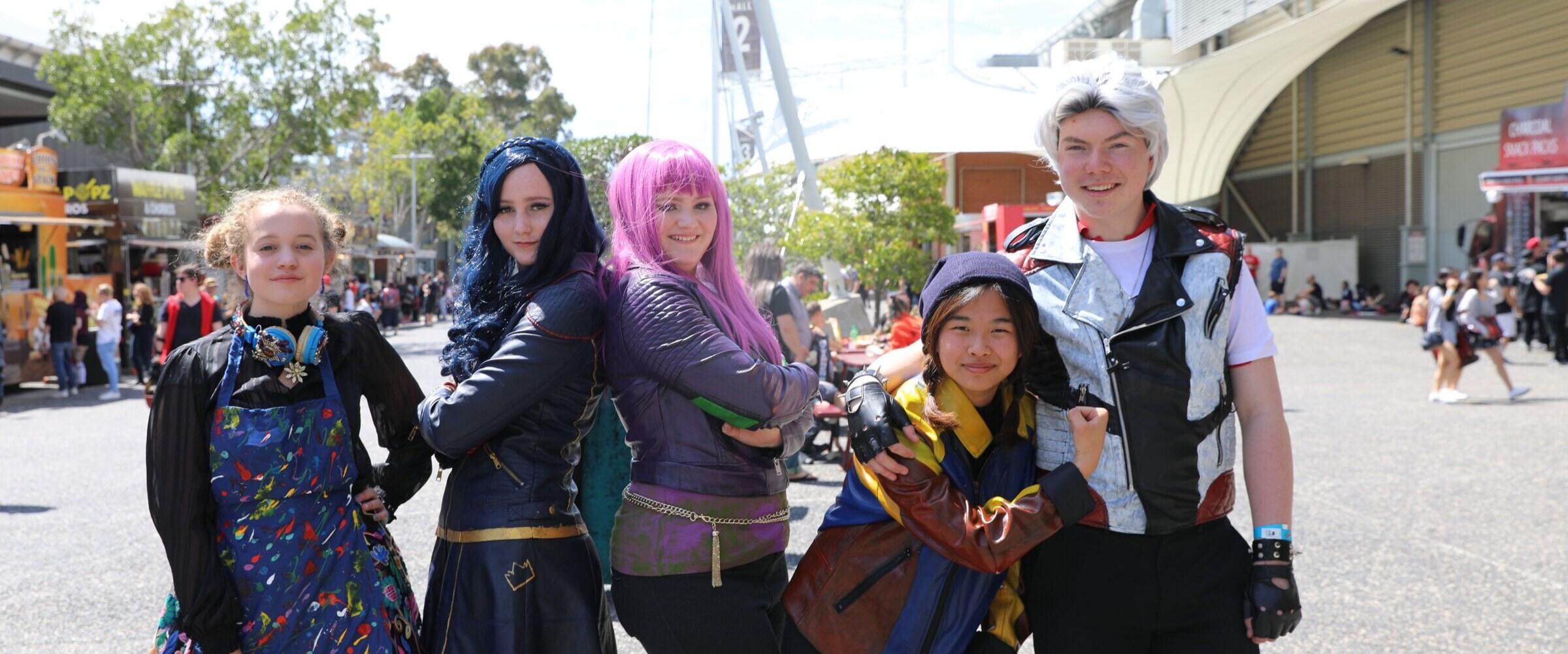 Oz Comic-Con Sydney 2019 | Costume Wrap | Article Page Hero