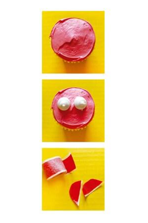 Cupcakes de Pascal