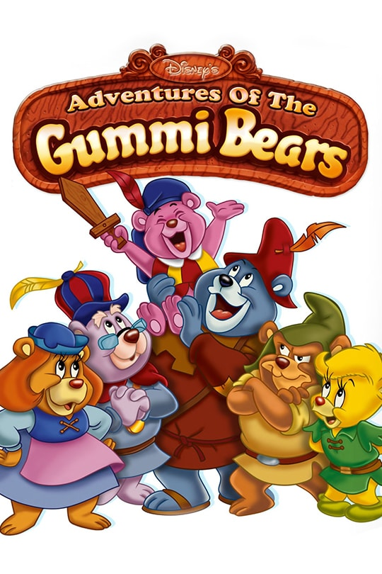 Disney | Adventure of the Gummi Bears posters