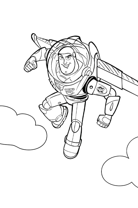 My Disney Story coloring page