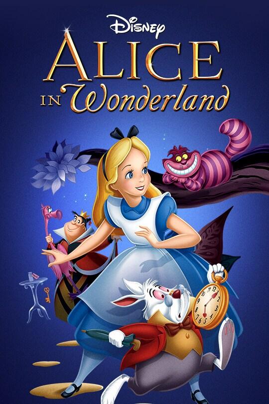 Alice In Wonderland Disney Movies