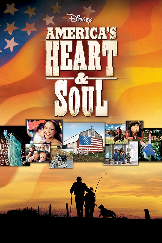 America's Heart & Soul movie poster