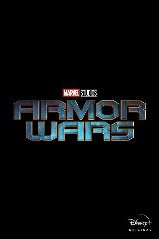Marvel Studios | Armor Wars | Disney+ Original | movie poster