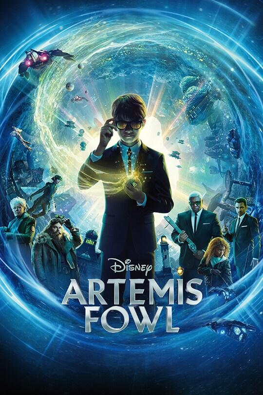 Disney Artemis Fowl Poster