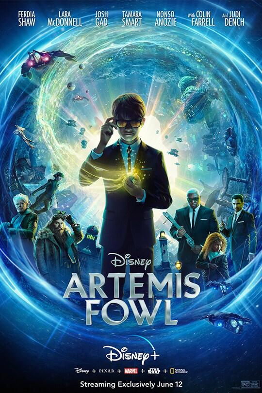Disney Artemis Fowl.