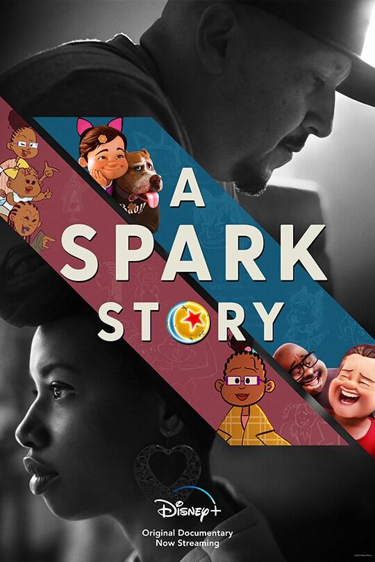 A Spark Story | Disney+ | Original documentary now streaming | movie poster