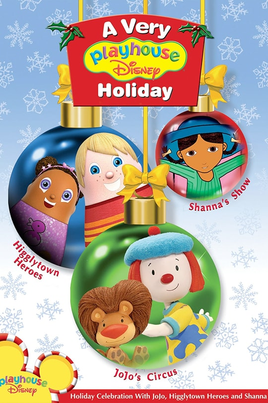 A Very Playhouse Disney Holiday poster